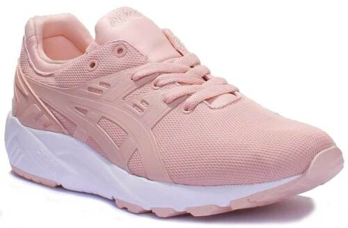 6 Junior Baskets Rose Gel Lacets Kayano 5 Asics À Uk Pin Taille Evo qtOvxR