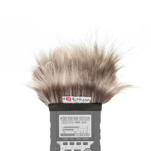 Gutmann Mikrofon Windschutz für ZOOM H2n Sondermodell KOALA limitiert