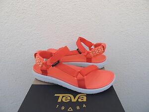 fa5ddede342c Image is loading TEVA-SANBORN-TIGER-LILY-STRAPPY-SPORT-WATER-SANDALS-