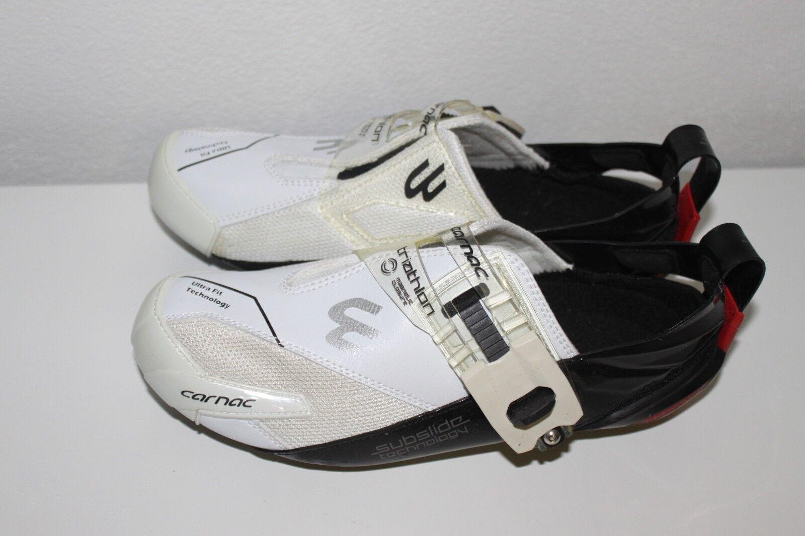 Carnac Triathlon Schuhe Carbon Größe 41