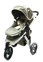 Noukies P493/nkp493 Tricycle - Child Stroller Buggy Sportpushchair Taupe