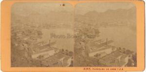 Panorama-Da-Como-Italia-Stereo-Jean-Andrieu-Parigi-Albumina-Ca-1870