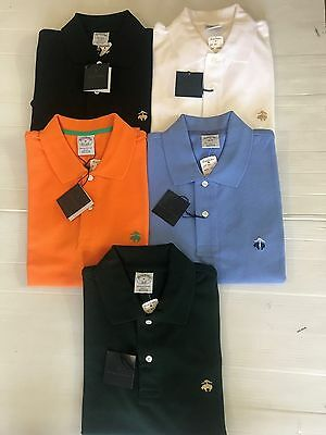Neuf avec étiquettes Brooks Brothers 1818 Hommes Performance Polo Slim Fit Chemises Taille S/_2XL $69.50