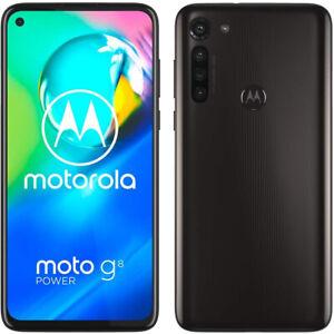 New Motorola Moto G8 Power Black 64GB 5000mAh Andriod 10 Unlocked Sim Free