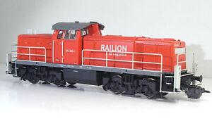 Trix 22294 Db 294 680-4 Crochet Numérique Telex de Railion Logistics Ep Vi