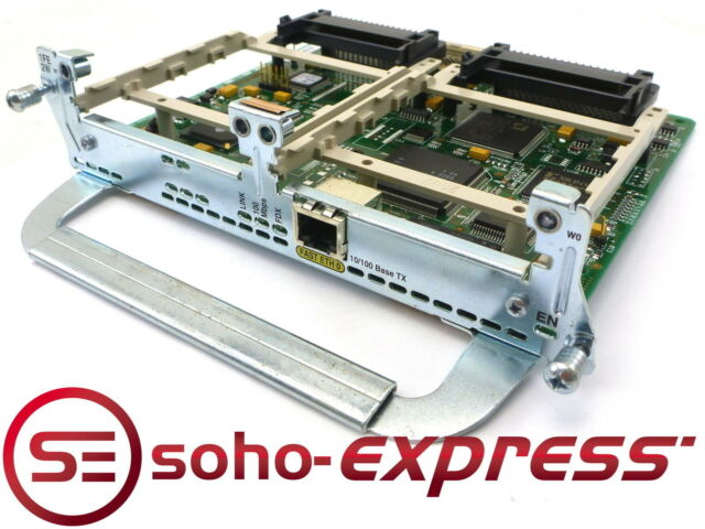 CISCO EXPANSION MODULE FOR 3600 SERIES NM-1FE2W
