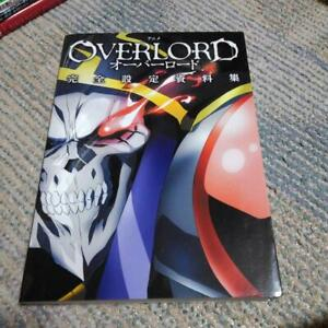 Anime-OVERLORD-Complete-ART-Book-Original-illustration-so-bin