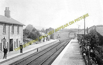 Boroughbridge Pilmoor Brafferton Railway Station Photo 1 Harrogate Line.