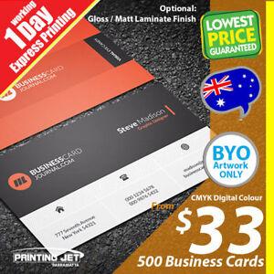 500 50 business cards 420 micron business card printing byo image is loading 500 50 business cards 420 micron business card colourmoves