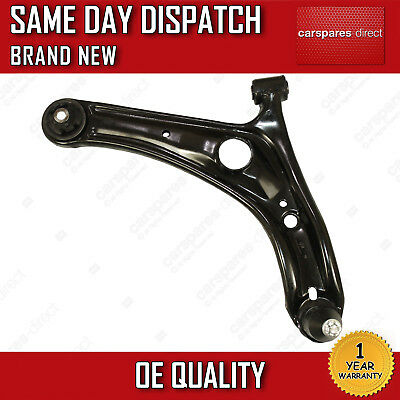 Front 2 Lower Suspension Wishbone Bras Avec Ball Joints Pour Mazda 2 1.3 1.4 1.5