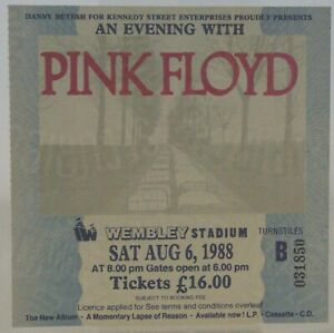 Pink-Floyd-Original-Ticket-A-Momentary-Lapse-Of-Reason-Tour-Wembley-1988