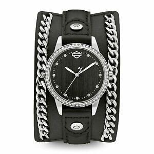 Harley-Davidson-Women-039-s-Watch-76L184