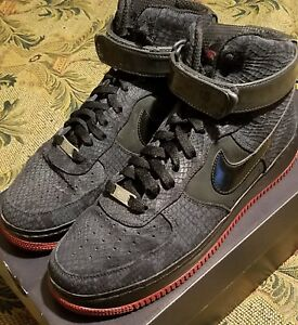 quality design 657a0 45fa1 Image is loading 2009-Nike-Air-Force-1-men-039-s-