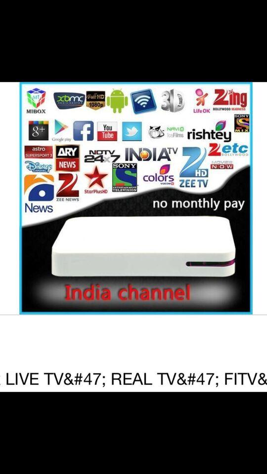 Mi Box Live Channels