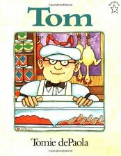 Tom by Tomie dePaola (1997, Paperback)