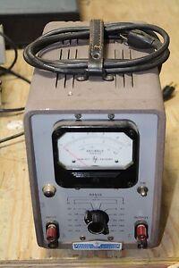 HP-400D-HEWLETT-PACKARD-VACUUM-TUBE-VOLTMETER-MODEL-400D