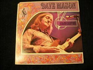 Dave-Mason-Headkeeper-1st-Pressing-LP-Blue-Thumb-BTS-34-1972-VG
