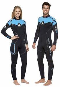 Waterproof Neoskin 1.5mm Fullsuit Male /& Female Sizing
