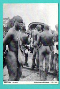 WWll-GERMANY-naked-prisoners-1939-45-POSTCARD-185