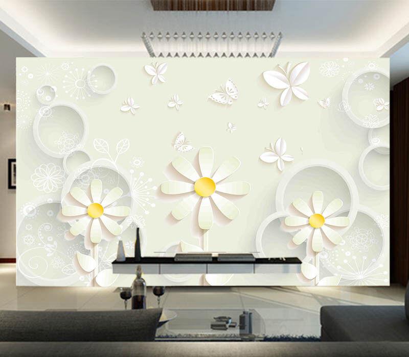 Tender Puply Peach 3D Full Wall Mural Photo Wallpaper Printing Home Kids Decor