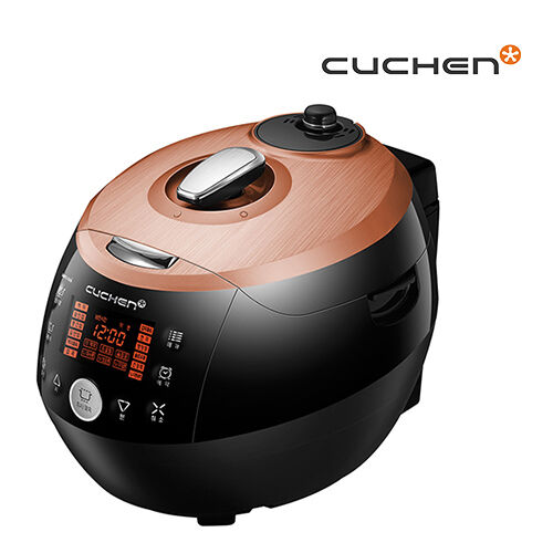Pressure Rice Cooker CJS-FC0604F Auto clean Pressure 6 CUPS or