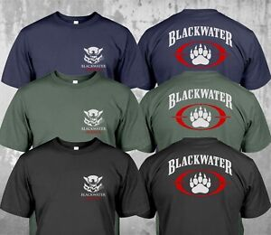 New-PRIVATE-ARMY-BLACKWATER-MILITARY-BLACK-NAVY-T-Shirt-S-3XL