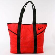 NIKE AZEDA TOTE BAG RED/BLACK ULTRALIGHT BNWT 100% ORIGINAL