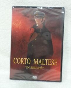 DVD-CORTO-MALTESE-034-IN-SIBERIE-034-nog-nieuw-in-gesealde-verpakking