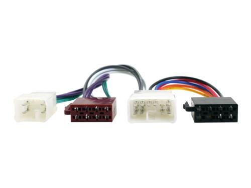 s l500 toyota supra tacoma cd radio stereo headunit wiring harness adaptor