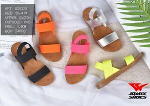 Sandali-donna-aperti-estivi-casual-scarpe-mare-comode-colorate-ciabatte-estate