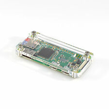 Custodia Acrilico Trasparente per Raspberry Pi & W ZERO ZERO vaultpi