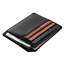 Mens-RFID-Blocking-Leather-Soft-Wallet-Credit-Card-Holder-Purse-With-Zip thumbnail 15