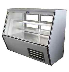 Image Is Loading Coolman Commercial Refrigerated High Deli Meat Display Case