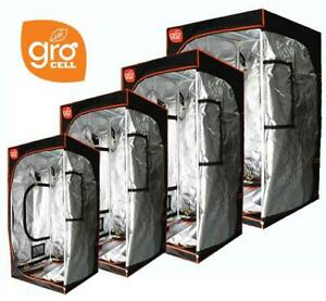 GroCELL-Zelt-Grow-Tent-80-X-80-X-160cm-Hydroponic-Grow-Room