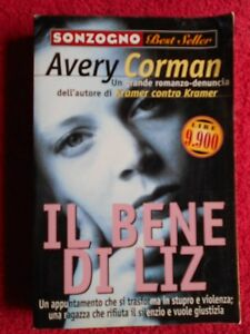 book-libro-Avery-Corman-IL-BENE-DI-LIZ-1997-best-seller-SONZOGNO-L55