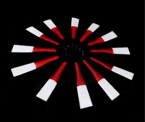 NEW 12PCS DEURA CLASS A Brand Plastic Bagpipe Practice Chanter Reeds $9.99