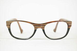 Etnia-Delft-Col-BRBK-50-18-135-Braun-Schwarz-oval-Brille-Brillengestell