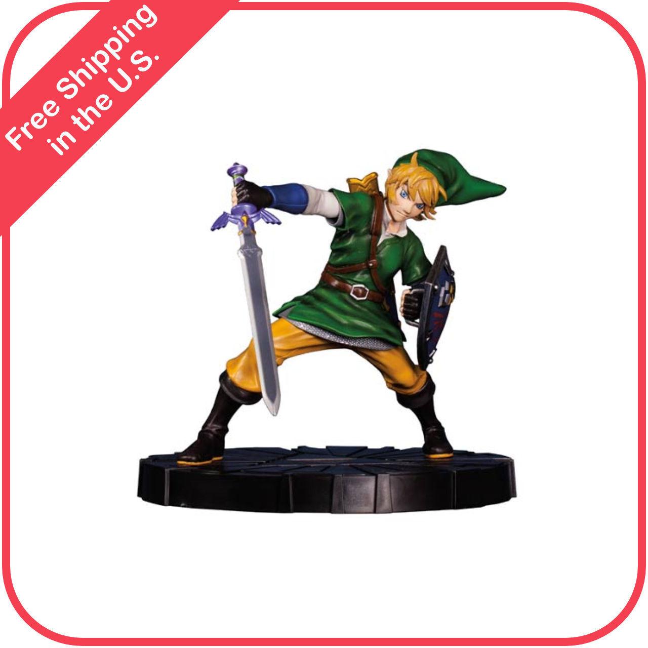 The Legend of Zelda Skyward Sword Link 10  Statue Figure by Dark Horse