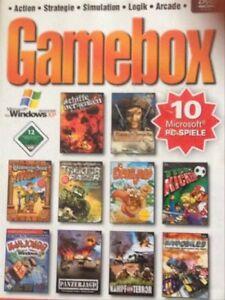 Game Box 10