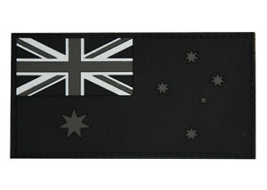PVC-Australian-Flag-Patch-Subdued-Finish-New
