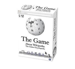 Spinmaster Games The Game About Wikipedia The Online Encyclopedia