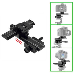 Rail-4-way-Macro-Focus-for-DSLR-Cameras-Nikon-Peantax-LI