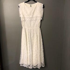 Gunne-Sax-Antique-White-Lace-Prairie-Dress-Vintage-1970s-CottageCore-9-NINE