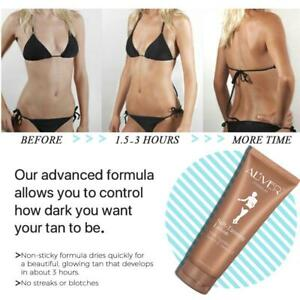 125ml-Self-Tanner-Organic-Natural-Sunless-Tanning-Body-Lotion-Cream-Bronzing