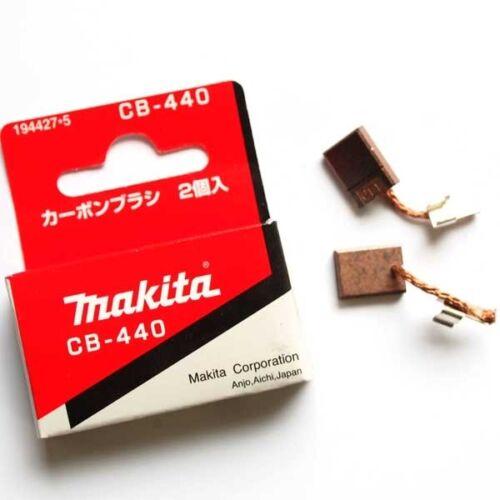 Makita 18V LXT Impact Driver  195021-6 Carbon Brush set Makita CB-440