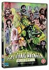 Complete Toxic Avenger 5060103796632 With David Mattey DVD Region 2