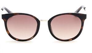 89c03daad65 NWT Guess Sunglasses GU 7459 52F Dark Havana   Gradient Brown 52 mm ...