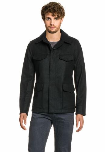 REPLAY Giacca Uomo Vestibilità appena leggermente lana taglia L