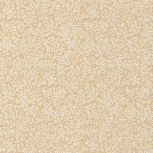 PASTEL TONE ON TONE 100/% COTTON FABRIC floral paisley white natural blenders