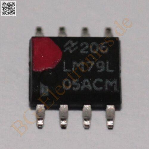 2 x LM79L05ACM Testpunkt 3-Terminal Negative Regulators LM79L05ACM NS SO-8 2pcs